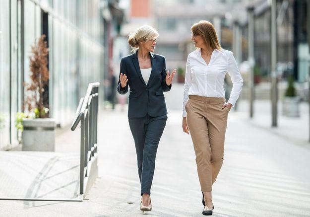 Allez-vous vous mettre au co-walking ? Ou comment faire une réunion en marchant !