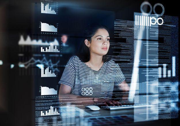Big data : un monde sans femmes ?