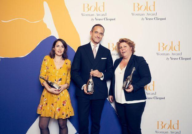 Chrystèle Gimaret et Julie Chapon : deux entrepreneures récompensées pour leur audace