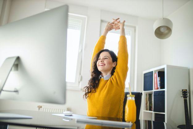 Cours en ligne : adopter les bonnes postures !