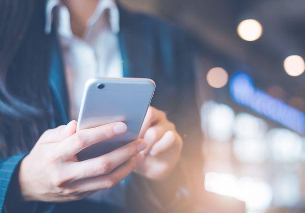 Dans le Smartphone des entrepreneuses