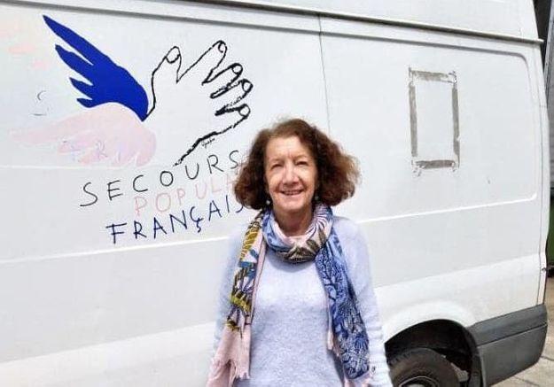 Elles s'engagent : Annick Tamet, 69 ans, bénévole au Secours populaire en Seine-Saint-Denis