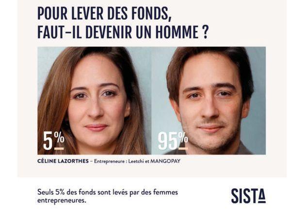 « Faut-il devenir un homme pour lever des fonds ? » : une campagne percutante pour dénoncer les inégalités dans l'entrepreneuriat