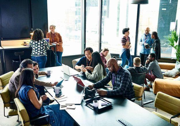 Les jeunes Européens optimistes quant à l'avenir du travail