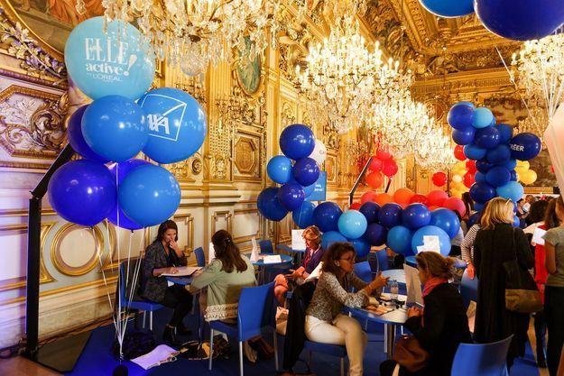 Corner Créer son activité, avec AXA France