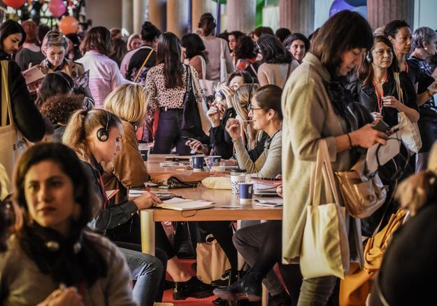 Revivez le forum ELLE Active de Paris 2018 en images