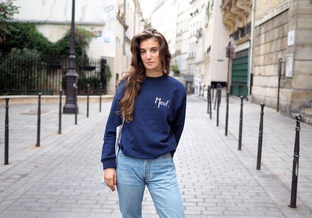 Claire Suco (Meuf Paris) : « Je veux donner plus de pouvoir aux femmes à travers les habits qu'elles portent »