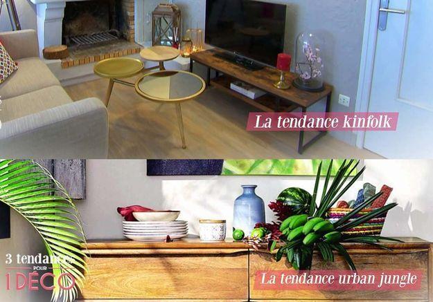 3 Tendances pour 1 Déco - Le style Kinfolk et Urban Jungle !