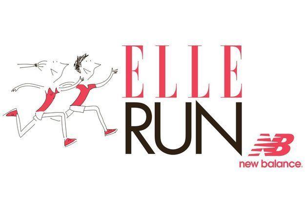 ELLE Girl partenaire de la ELLE Run New Balance !