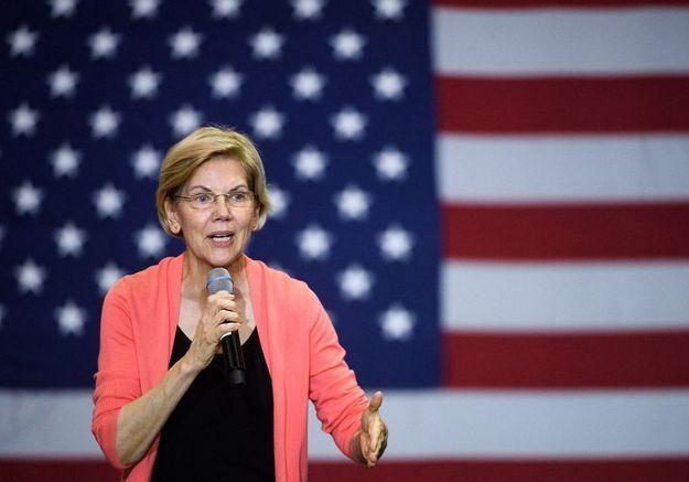 Elizabeth Warren : Celle qui veut changer l'amérique