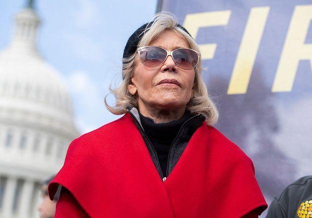 Jane Fonda : 50 ans de combats