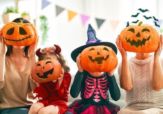 Activités manuelles pour Halloween