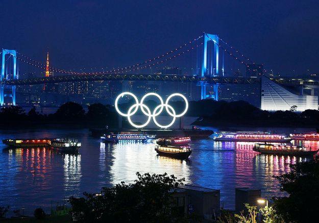 Les jeux Olympiques de Tokyo 2021