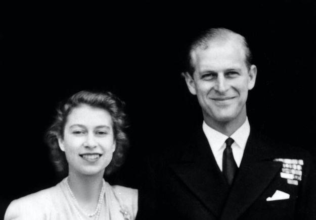 Le prince Philip et Elisabeth II, la naissance d'une passion royale
