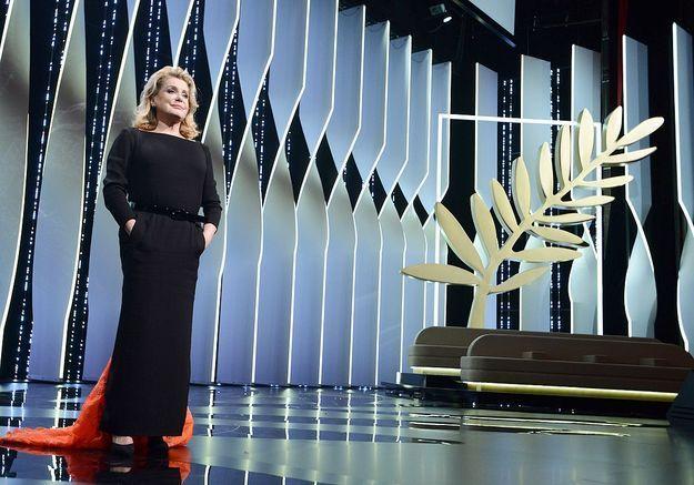 Catherine Deneuve reine du cinéma français