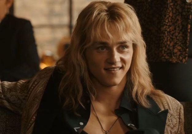 Ben Hardy incarne Roger Taylor dans le film