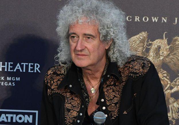 Brian May en 2018