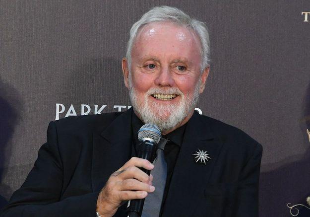 Roger Taylor en 2018