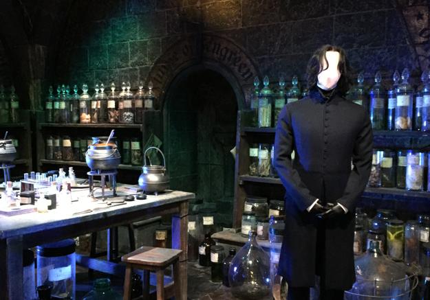 La classe de potion