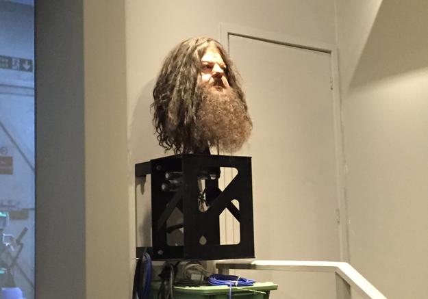Le secret de Hagrid