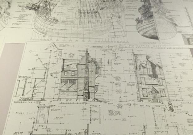 Les plans de construction