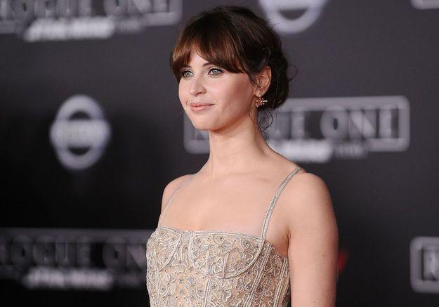 Felicity Jones, l'actrice anglaise qui va vous faire craquer !