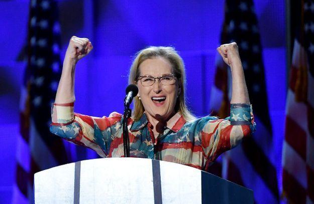 Meryl Streep une femme engagée