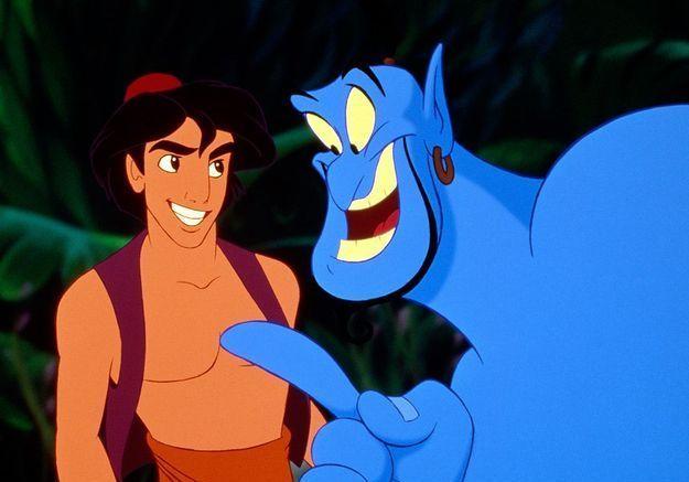 Dans Aladdin