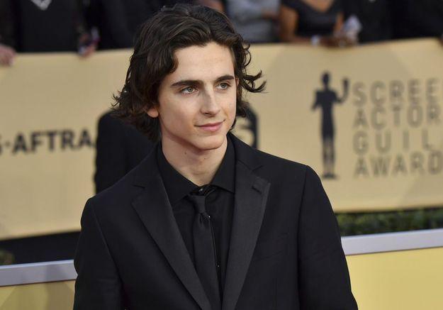 Timothée Chalamet : ce Franco-Américain pourrait remporter l'oscar du meilleur acteur !