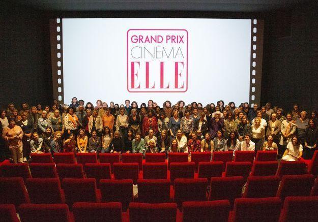 Grand Prix Cinéma ELLE 2021 : découvrez le palmarès