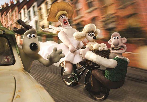 « Wallace & Gromit, coeurs à modeler » : vous allez rire avec ces British sympathiques !