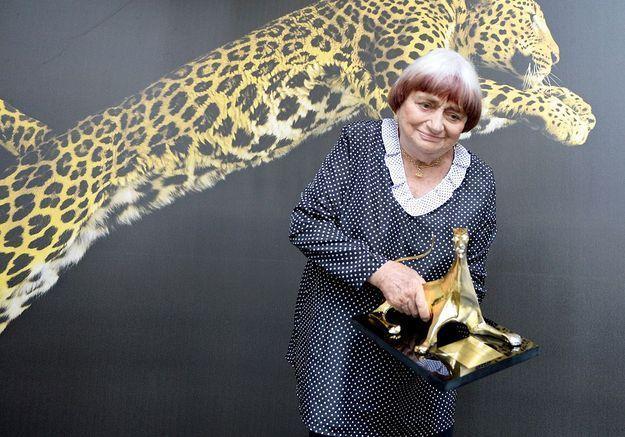 Agnès Varda récompensée pour l'ensemble de son œuvre au festival de Locarno