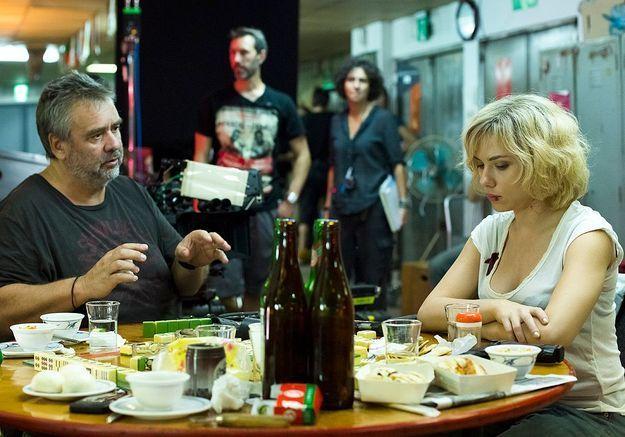 Aidé par «Lucy», Luc Besson reçoit la Médaille d'Or des César
