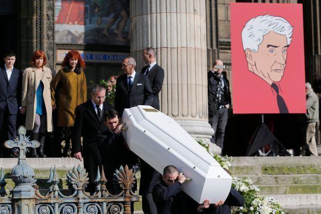 Alain Resnais, le monde du cinéma lui fait ses adieux