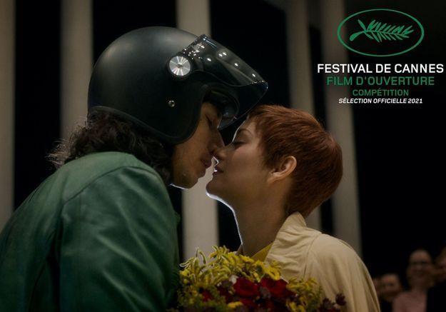 Cannes 2021 : une comédie musicale avec Marion Cotillard et Adam Driver fera l'ouverture du festival