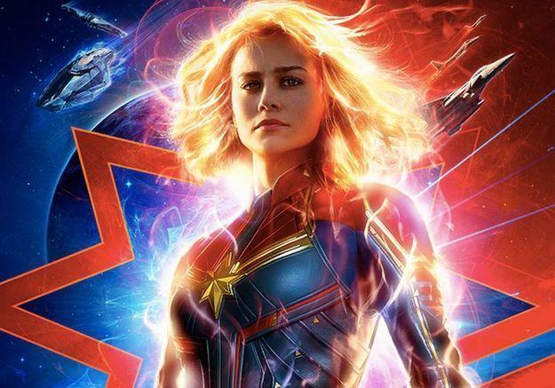 Captain Marvel : le second film est en préparation