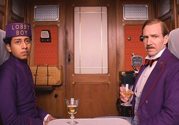 Carton plein pour Wes Anderson et The Grand Budapest Hotel