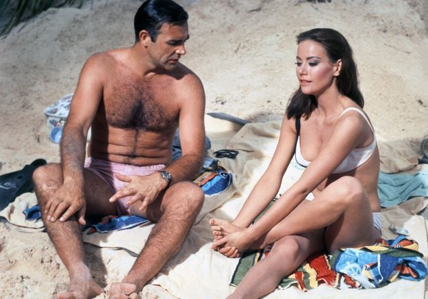 Claudine Auger : la première James Bond girl française est décédée