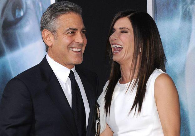 Comment Sandra Bullock a volé un rôle à George Clooney
