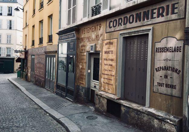 Coronavirus : à cause du confinement, Montmartre est figé dans les années 1940