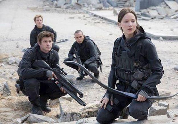 Découvrez la bande-annonce du prochain «Hunger Games»!