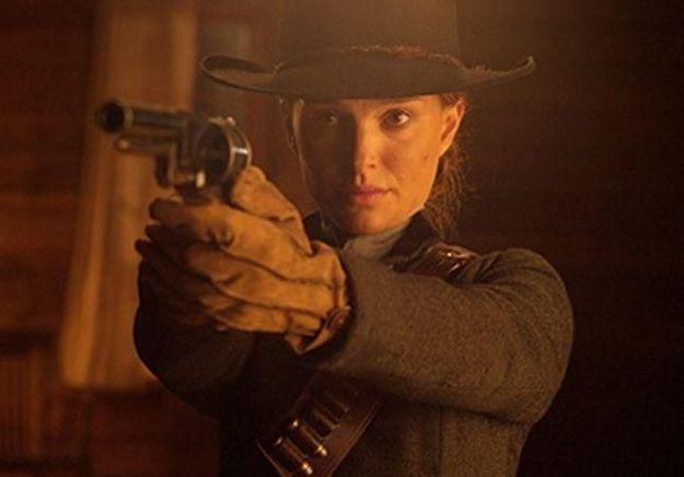 Découvrez les premières images de Natalie Portman dans Jane Got a Gun