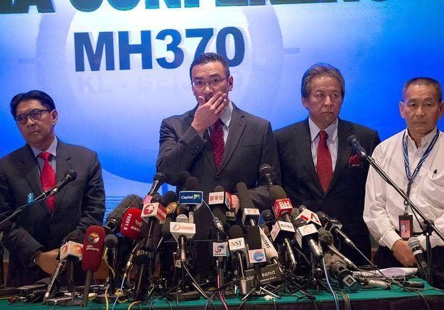 Disparition du vol de la Malaysia Airlines : bientôt un film ?