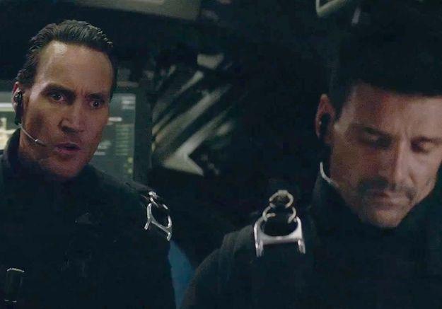 Drazic (Callan Mulvey) dans «Captain America: le soldat d'hiver»!