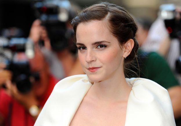Emma Watson dans la peau d'une grand-mère de 75 ans