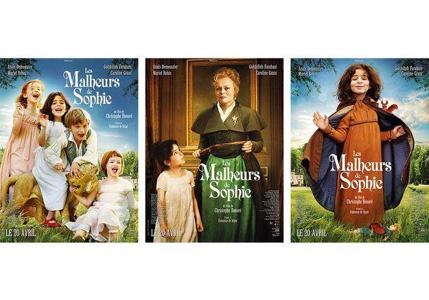 Gagnez vos places pour aller voir le film « Les Malheurs de Sophie », réalisé par Christophe Honoré !