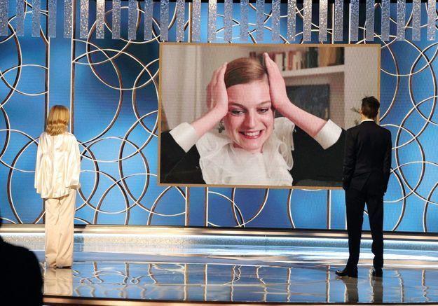 Golden Globes 2021 : Lady Di, le prince Charles et Margaret Thatcher, « The Crown » grande gagnante de la soirée