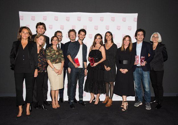 Grand Prix du Cinéma ELLE 2018 avec Sisley Paris : découvrez le palmarès !
