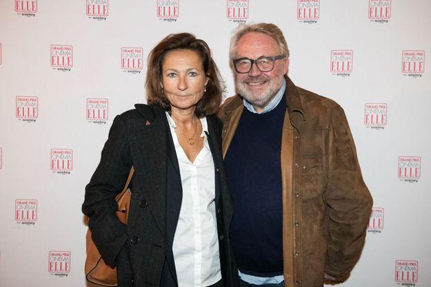 Elisabeth Tanner et Dominique Segall