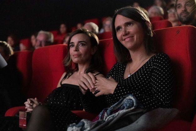 Elodie Bouchez et Jeanne Herry
